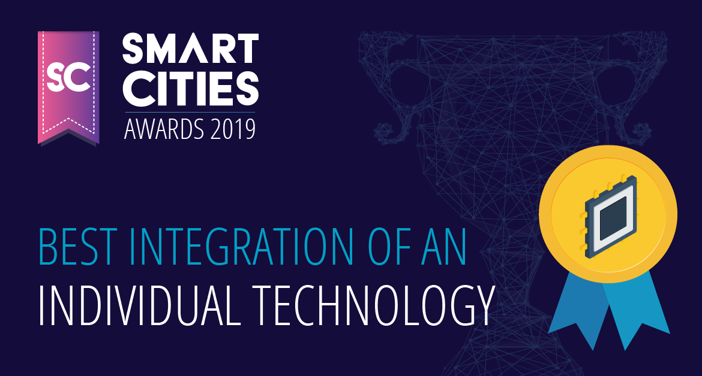 Smart Cities 2019 Award