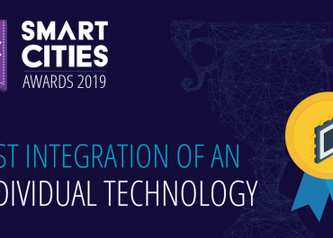RailSmart picks up at the 2019 Smart Cities Awards