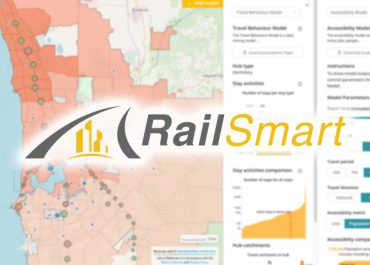 PATREC Presents RailSmart to Stakeholders