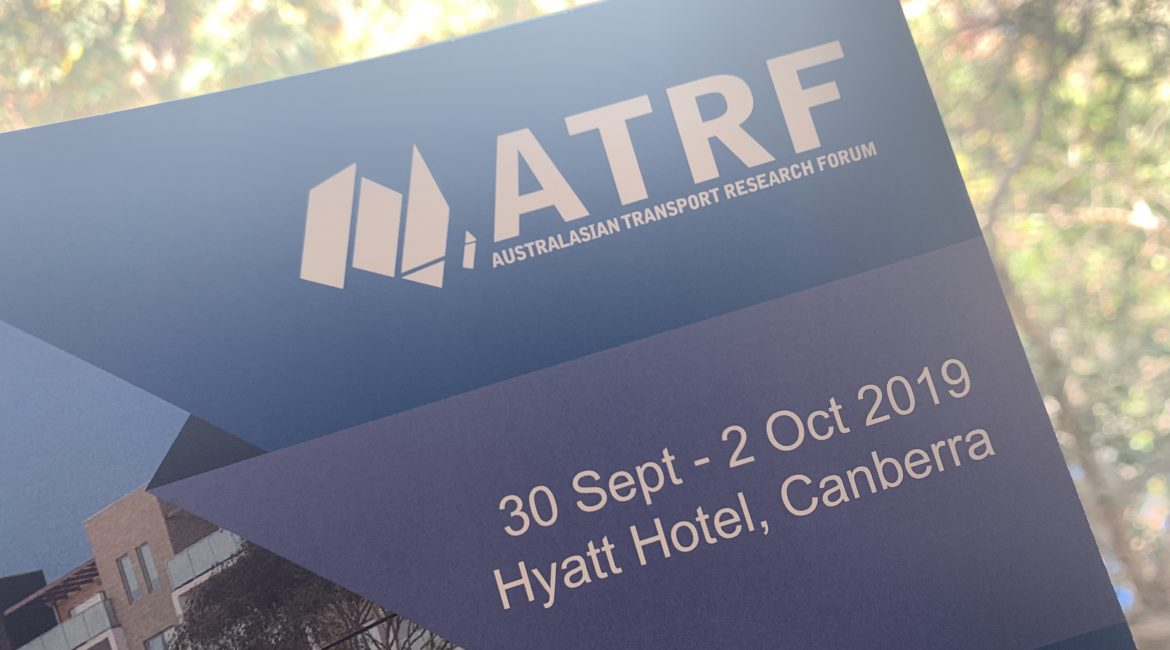 ATRF Conference 2019