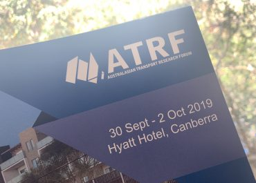 PATREC Researchers Present Work at Australasian Transportation Research Forum